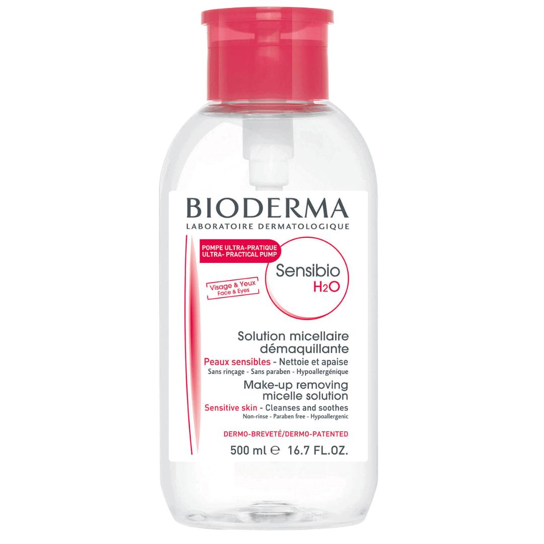 Bioderma Sensibio H2O Make-Up Removing Solution Sensitive Skin