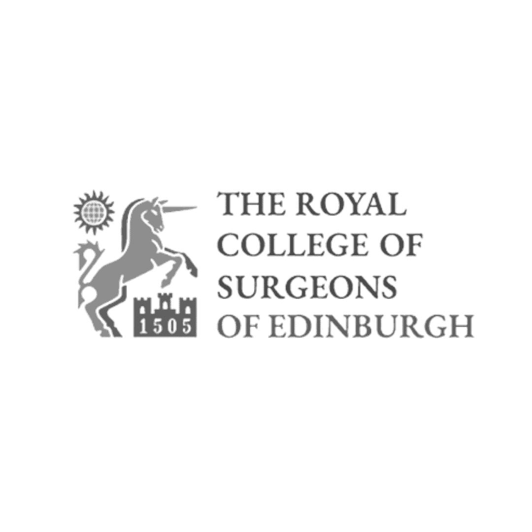 MFDS Royal College of Surgeons logo