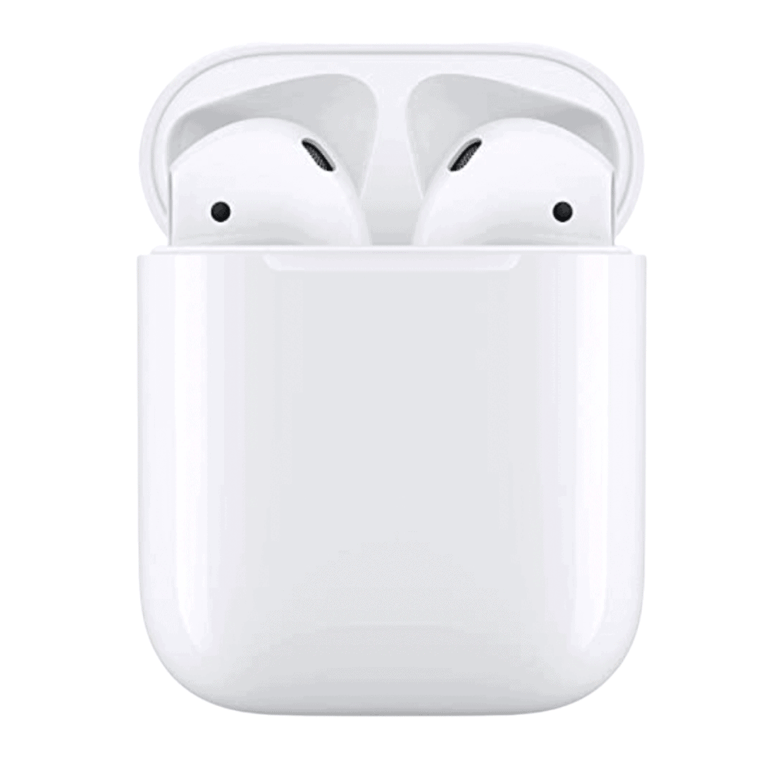 Apple - Airpods with charging case